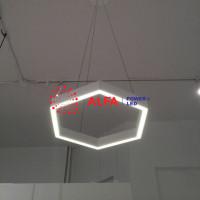 Дизайнерские светильники Alfa Hole Hexa