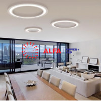 Дизайнерские светильники Alfa Hole Ring