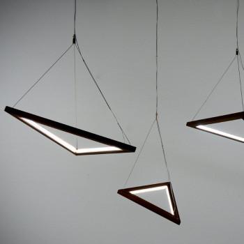 Светильник ALFA-HOLE-TRIO-800