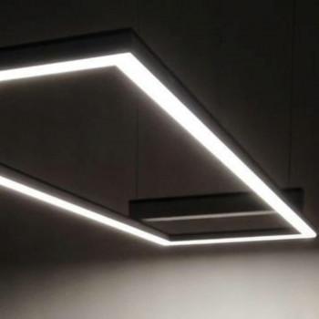 Светильник ALFA-HOLE-BOX-1600