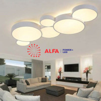 Дизайнерские светильники Alfa Ring