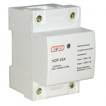 Автоматическое устройство контроля напряжения HDP 25А