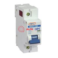 1 полюсные автоматические выключатели ВА 47-100