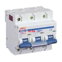 3 полюсные автоматические выключатели ВА 47-100
