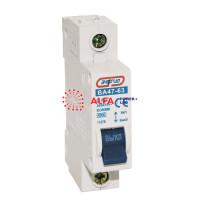 1 полюсные автоматические выключатели ВА 47-63