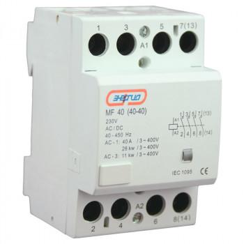 Модульный контактор MТ40 4P 40A