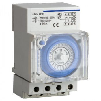 Суточный таймер SUL 181H 220V AC