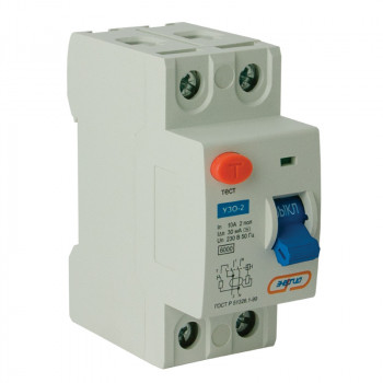 Устройство защитного отключения АВДТ-32 (УЗО2) 10А