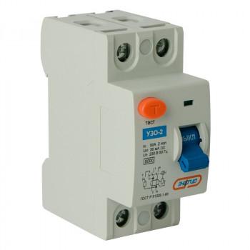 Устройство защитного отключения АВДТ-32 (УЗО2) 50А