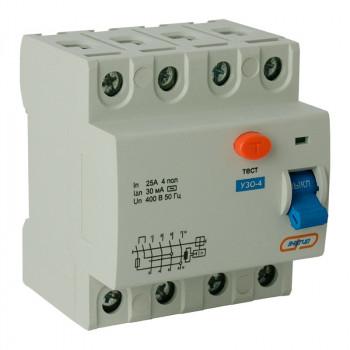 Устройство защитного отключения АВДТ-32 (УЗО4) 25А