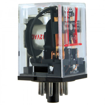 Реле промежуточное 3SJ5 2P-1 (MK2P-I) АC 12 V