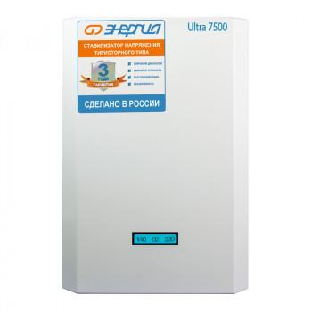 Cтабилизатор ЭНЕРГИЯ 7500 ВА серии Ultra
