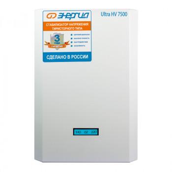 Cтабилизатор ЭНЕРГИЯ 7500 ВА серии Ultrа (HV)
