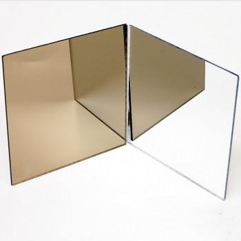 Зеркальный акрил 2050*3050*2 мм серебро