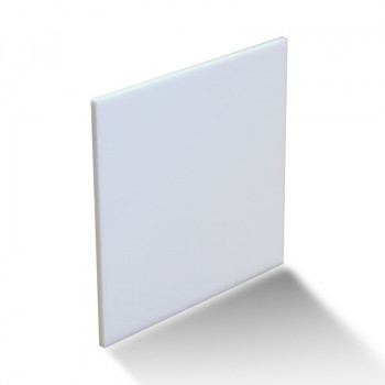 Полистирол опал SL 3000*2000*2 гл/мат HIPS GEBAU UV(563)