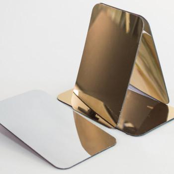GEBAU зеркальный «Золото» 2 мм