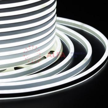 Гибкий Неон LED SMD, компактный 7х12мм, двухсторонний, белый, 120 LED/м, бухта 100м