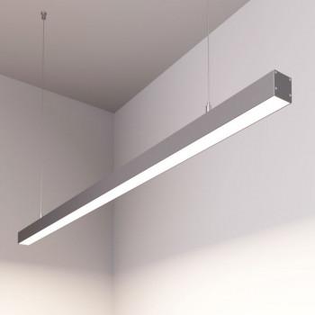 Светильник ALFA-3535-500 (500*35*35 мм 14 Вт подвесной/накладной)