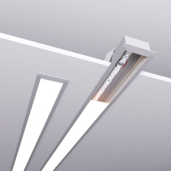 Светильник ALFA-6332-500 (500*63*32 мм 14 Вт встраиваемый)