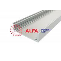 Накладной алюминиевый профиль