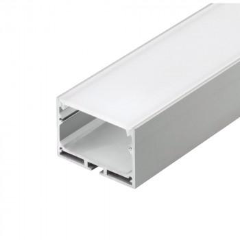 Анодированный алюминиевый профиль 5032 подвесной/накладной