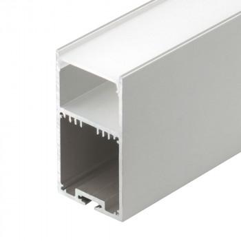 Анодированный алюминиевый профиль 6735 подвесной/накладной