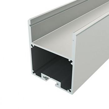 Анодированный алюминиевый профиль 4035 подвесной/накладной
