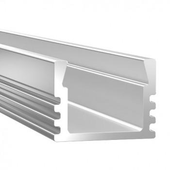 Анодированный алюминиевый профиль 1125 накладной
