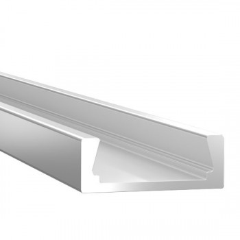 Анодированный алюминиевый профиль 1506 накладной