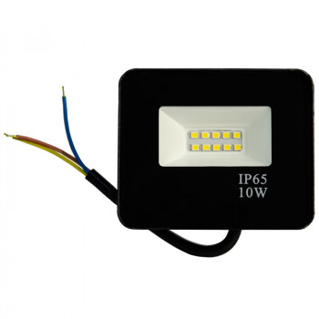 Прожектор LT-FL-01N-IP65- 10W-6500K LED